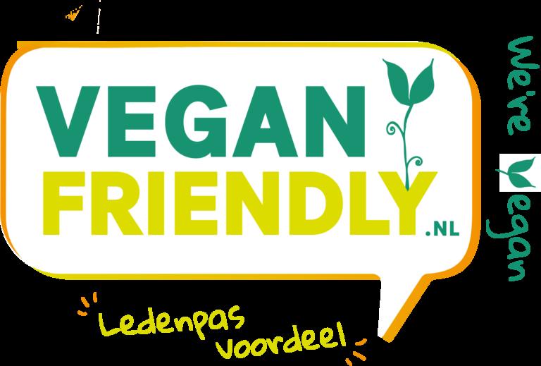 Vegan-Friendly Voordeel label